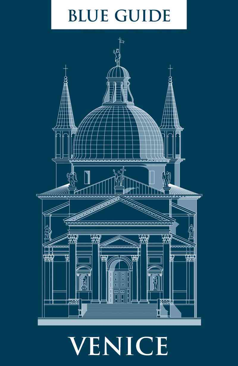 Blue Guide Venice By MacAdam, Alta
